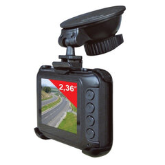 Видеорегистратор автомобильный SONNEN DVR-550, Full HD, 120°, экран 2,36'', micro SD, HDMI