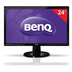 """Монитор LED 24"""" (61 см) BENQ GL2450HM (9H.L7CLA.RBE), 1920x1080, TN, 16:9, DVI, HDMI, 250 cd, 2 ms, черный"""