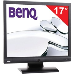 """Монитор LED 17"""" (43 см) BENQ BL702A (9H.LARLB.Q8E), 1280x1024, TN, 5:4, 250 cd, 5 ms, черный"""