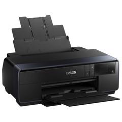 Принтер струйный EPSON SureColor SC-P600, А3, 5760x1440, Wi-Fi, сетевая карта (без кабеля USB)