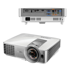 Проектор мультимедийный BENQ MS630ST, DLP, 800x600, 3200 Лм, 13000:1, 3D, VGA, HDMI, короткофокусный