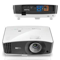 Проектор мультимедийный BENQ MX704, DLP, 1024х768, 4000 Лм, 13000:1, 3D, VGA, HDMI