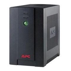 Источник бесперебойного питания APC BX950UI, 950 VA (480 W), 6 розеток IEC 320, 2 розетки RJ11, черный