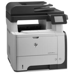 МФУ лазерное HP LaserJet Pro M521dn (принтер, копир, сканер, факс), А4, 40 стр./мин, 75000 стр./мес., ДУПЛЕКС, АПД, сетевая карта