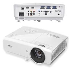 Проектор мультимедийный BENQ MX726, DLP, 1024x768, 4000 Лм, 11000:1, 3D, VGA, HDMI