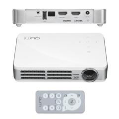 Проектор VIVITEK Qumi Q6, DLP, 1280х800, 16:10, 800 лм, 30000:1, LED, 0,48 кг, белый