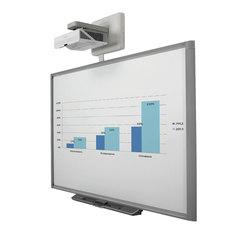 Интерактивный комплект SMART SBM685i7: доска SBM685, панель управления, проектор U100w, кронштейн