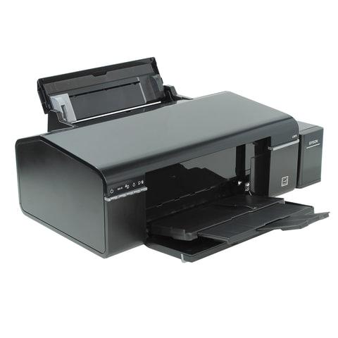 Принтер EPSON L805 (Фабрика Печати 37ppm 5760x1440dpi струйный A4 USB 2.0)