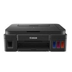 МФУ струйное CANON PIXMA G3400 (принтер, копир, сканер), А4, 4800х1200, 8,8 стр./мин., Wi-Fi, с СНПЧ (без кабеля USB)
