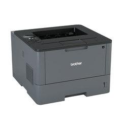 Принтер лазерный BROTHER HL-L5100DN, A4, 40 стр.\мин., 50000 стр.\мес., ДУПЛЕКС, сетевая карта (без кабеля USB)