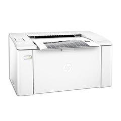 Принтер лазерный HP LaserJet Pro M104a, А4, 22 стр./мин., 10000 стр./мес. (без кабеля USB)