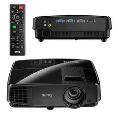 Проектор мультимедийный BENQ MX507, DLP, 1024x768, 3200 Лм, 13000:1, 3D, VGA
