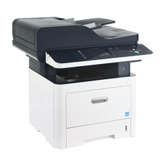 МФУ лазерное XEROX WorkCentre 3345DNI (принтер, копир, сканер, факс), А4, 40 стр./мин., 80000 стр./мес., ДУПЛЕКС, ДАПД, с/к, Wi-Fi