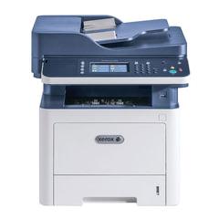 МФУ лазерное XEROX WorkCentre 3335DNI (принтер, копир, сканер, факс), А4, 33 стр./мин., 50000 стр./мес., ДУПЛЕКС, с/к, Wi-Fi