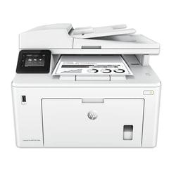 МФУ лазерное HP LaserJet Pro M227fdw (принтер, копир, сканер, факс), А4, 28 стр./мин., 30000 стр./мес., ДУПЛЕКС, АПД,Wi-Fi, с/к