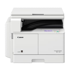 МФУ лазерное CANON iR 2204 (копир, принтер, сканер), А3/А4, 11/22 стр./мин., 60000 стр./мес. (без кабеля USB)