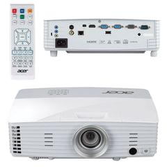 Проектор ACER P5327W, DLP, 1280x800, 16:10, 4000 лм, 20000:1, 2,5 кг