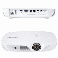 Проектор ACER K650i, DLP, 1920x1080, 16:9, 1400 лм, 100000:1, LED, 2,3 кг