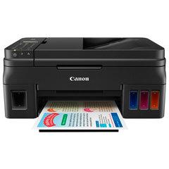 МФУ струйное CANON PIXMA G4400 (принтер, копир, сканер, факс), А4, 9 стр./мин., АПД, Wi-Fi, с СНПЧ (без кабеля USB)