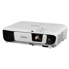 Проектор EPSON EB-S41, LCD, 800х600, 4:3, 3300 лм, 15000:1, 2,5 кг