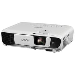 Проектор EPSON EB-X41, LCD, 1024x768, 4:3, 3600 лм, 15000:1, 2,5 кг