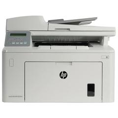 МФУ лазерное HP LaserJet Ultra MFP M230sdn (принтер, сканер, копир), А4, 28 стр./мин., 40000 стр./мес., ДУПЛЕКС, сетевая карта