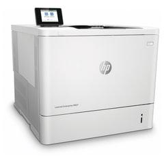 Принтер лазерный HP LaserJet Enterprise M607dn, А4, 52 стр./мин., 250000 стр./мес., ДУПЛЕКС, сетевая карта
