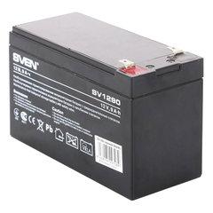 Аккумуляторная батарея для ИБП любых торговых марок, 12 В, 9 Ач, 151х65х98 мм, SVEN