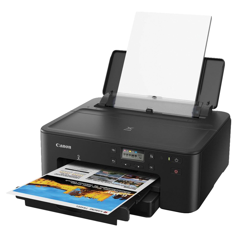 Принтер струйный CANON PIXMA TS704, А4, 15 изобр./мин, 4800 x1200, ДУПЛЕКС, с/к, Wi-Fi