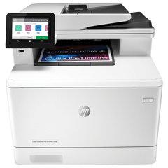 """МФУ лазерное ЦВЕТНОЕ HP Color LaserJet Pro M479fdn """"4 в 1"""", А4, 27 стр/мин, 50000 стр/мес, АПД, сетевая карта"""