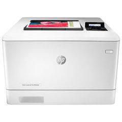 Принтер лазерный ЦВЕТНОЙ HP Color LaserJet Pro M454dn, А4, 27 стр/мин, 50000 стр/мес, ДУПЛЕКС, сетевая карта