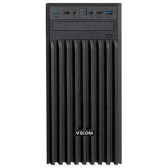 Системный блок VECOM T615 INTEL Core i3-9100 3,6 ГГц/8 ГБ/SSD 240 ГБ/DOS/черный