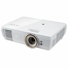 Проектор ACER V7850BD DLP, 3840x2160, 16:9, 2200 лм, 1200000:1, 5,3 кг