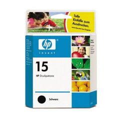 Картридж струйный HP (C6615DE) Deskjet 816C/916C/3810/3820, №15, черный, оригинальный
