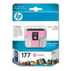 Картридж струйный HP (C8775HE) Photosmart C7283/C8183, №177, фото, светло-пурпурный, оригинальный