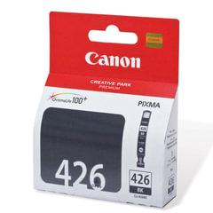 Картридж струйный CANON (CLI-426Bk) Pixma MG5140/MG5240/MG6140/MG8140, черный, оригинальный