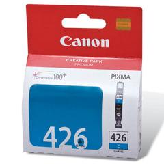 Картридж струйный CANON (CLI-426C) Pixma MG5140/MG5240/MG6140/MG8140, голубой, оригинальный, 446 стр
