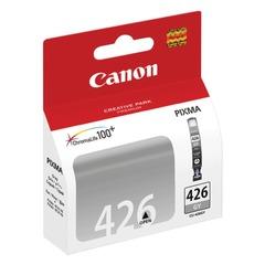 Картридж струйный CANON (CLI-426GY) PIXMA MG6140/6240/8140/8240, серый, оригинальный, 1395 стр.