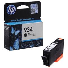 Картридж струйный HP (C2P19AE) HP Officejet Pro 6830/6230, №934, черный, оригинальный ресурс 400 страниц