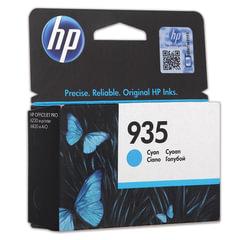 Картридж струйный HP (C2P20AE) HP Officejet Pro 6830/6230 №935, голубой, оригинальный, ресурс 400 страниц
