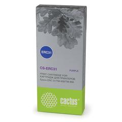Картридж матричный EPSON (C43S015369) TM-930/950, пурпурный, CACTUS совместимый