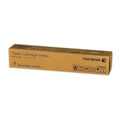 Картридж лазерный XEROX (006R01696) DocuCentre SC2020, оригинальный, желтый, ресурс 3000 стр.