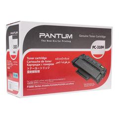 Картридж лазерный PANTUM (PC-310H) P3100DL/P3255DN, ресурс 6000 страниц, оригинальный