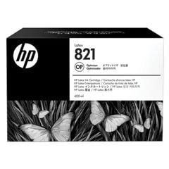 Картридж струйный HP (G0Y92A) Latex 110 Printer №821, оптимизатор, оригинальный 400 мл.