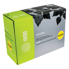 Картридж лазерный XEROX (106R01371) Phaser 3600/3600b/3600dn, ресурс 14000 стр., CACTUS, совместимый