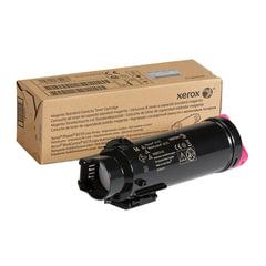 Картридж лазерный XEROX (106R03486) Phaser 6510/WC 6515, пурпурный, ресурс 2400 стр., оригинальный