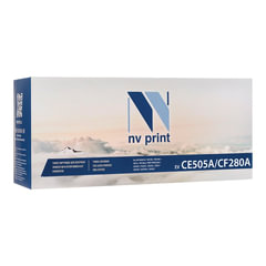 Картридж лазерный NV PRINT (NV-CF280A/CE505A) для HP LaserJet M401/425/P2035/2055, ресурс 2700 стр.