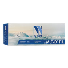 Картридж лазерный NV PRINT (NV-MLT-D111L) для SAMSUNG SL-M2020/2022/2070/2071, ресурс 1800 стр.