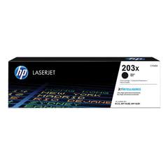 Картридж лазерный HP (CF540X) LaserJet Pro M254/M280/M281, черный, ресурс 3200 стр., оригинальный
