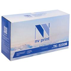 Тонер-картридж NV PRINT (NV-TK-5230M) для KYOCERA ECOSYS P5021cdn/M5521cdn, пурпурный, ресурс 2200 стр.